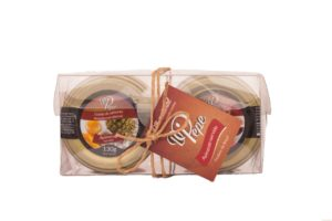 Kit duas geleias (130g) R$ 24,20